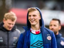 Talent Albert Gudmundsson langer onder contract bij PSV