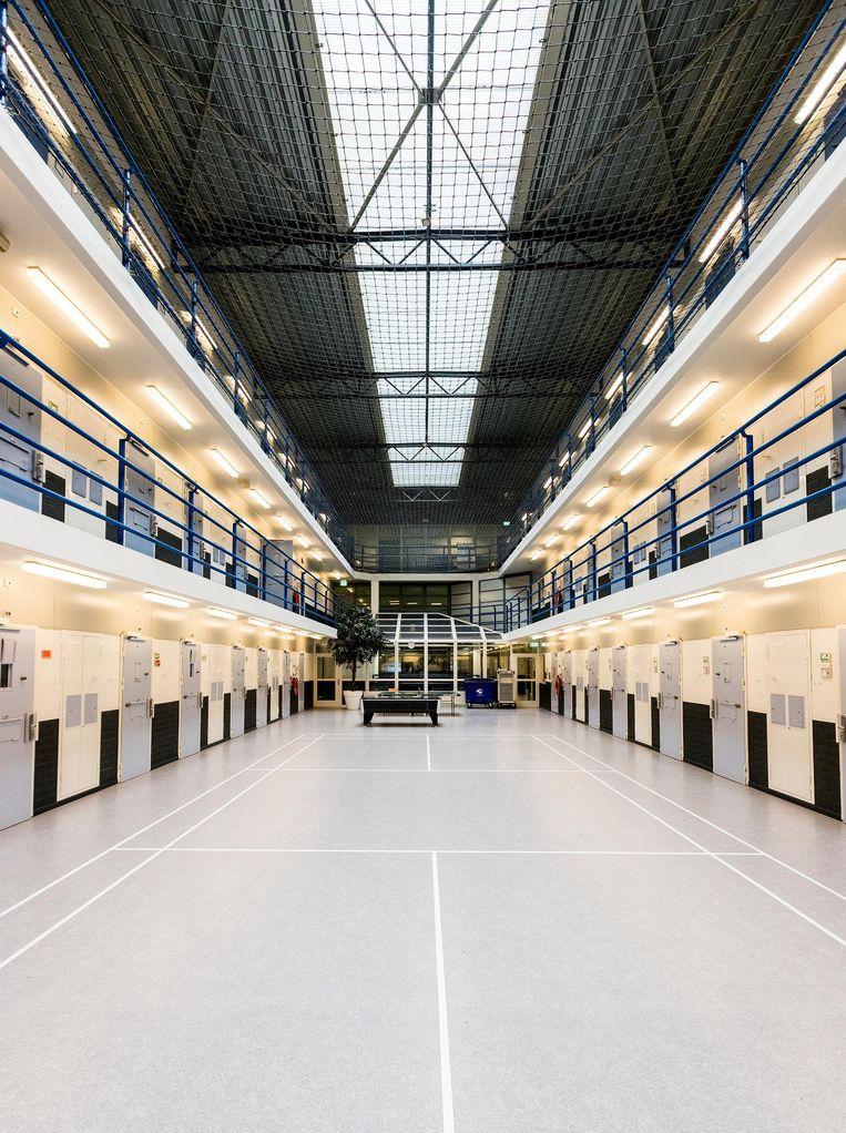 Gevangenis in Arnhem. Beeld null