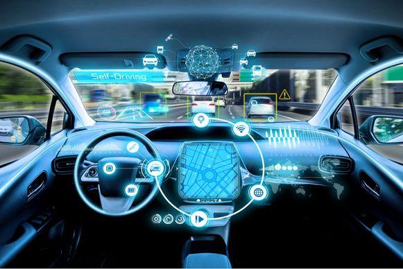 De zelfrijdende auto kan tot een enorme verkeerschaos leiden door het zogeheten 'frozen robot syndrome'.