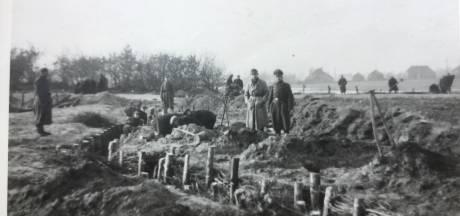 6000 'lanterfantende rijkeluiszoontjes' uit Amersfoort moesten loopgraven spitten langs de IJssel