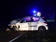 Vrouw gewond bij ongeluk in Bergentheim