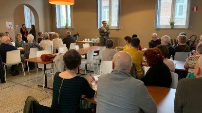 """Week van de vrijwilliger in AZ Jan Portaels """"Ze zijn onmisbaar in het ziekenhuis"""""""