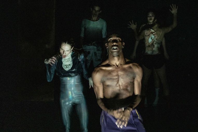 The Protagonist van choreograaf Dunja Jocic. Beeld Jelena Jankovic