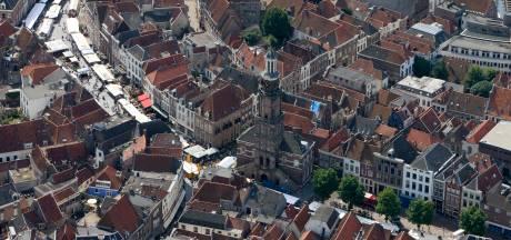 Meer telkastjes die bezoekersaantallen  centrum Zutphen vastleggen