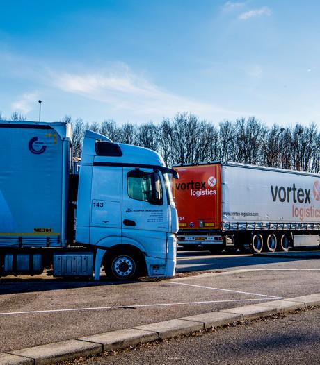 Beveiligde truckersparkings in heel Europa