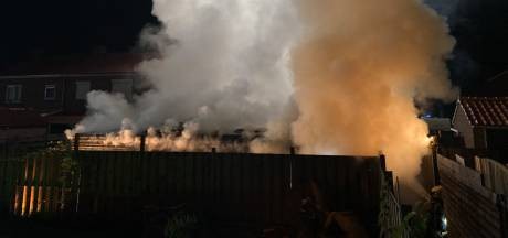 Politie zoekt bewoner van brandwoning in Dieren nog altijd
