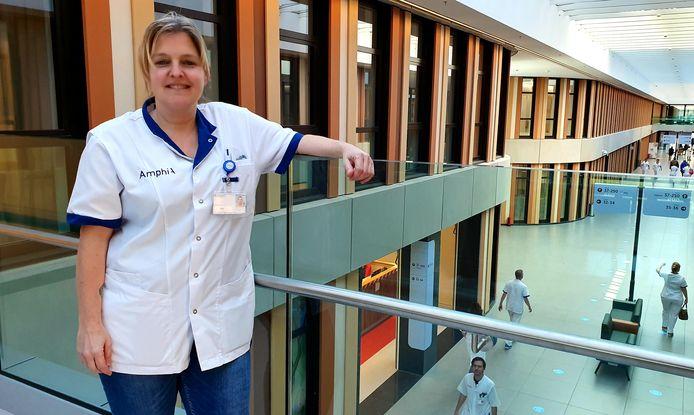 Lilly Mentzel, medewerker Patiëntenbetrekkingen Amphia