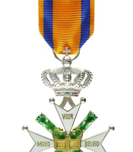 Militaire Willems-Orde uit 1848 voor 21.250 euro geveild in IJsselstein