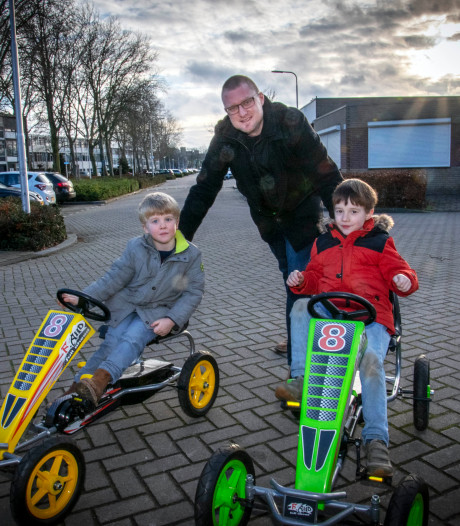 Tilburger werd klimaatactivist voor z'n kinderen: 'Hun toekomst is niet meer veilig'