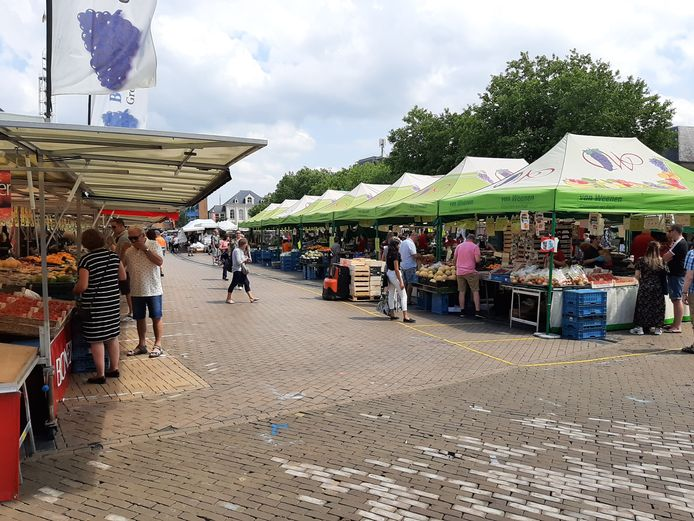 Maar op de markt was er ruimte zat.