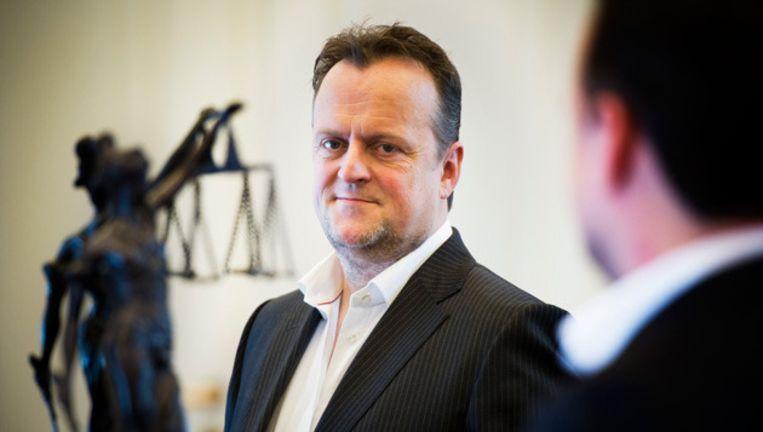 Advocaat Richard Korver © anp Beeld