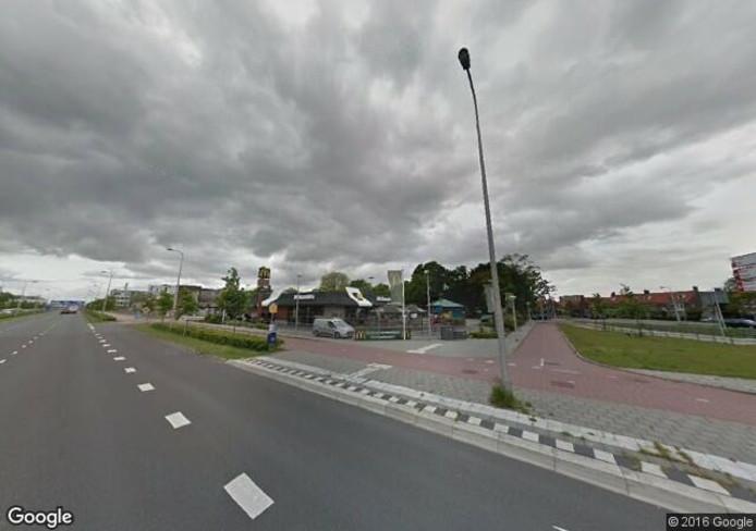 De McDonalds aan de Ceintuurbaan. Foto: Google Streetview