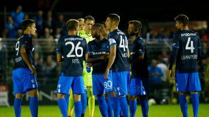 Sensatie in Croky Cup: Club Brugge en Standard uitgeschakeld door amateurclubs, KV Mechelen vloert Antwerp