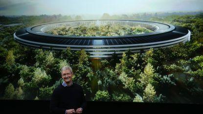 Het mooiste kantoorgebouw ter wereld? Hier werken de 12.000 creatieve breinen van Apple