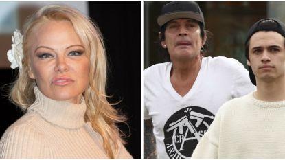 """Pamela's ex-man Tommy Lee wil 'vrede' sluiten met zijn zoon Brandon: """"Hij smeekt om vergiffenis"""""""
