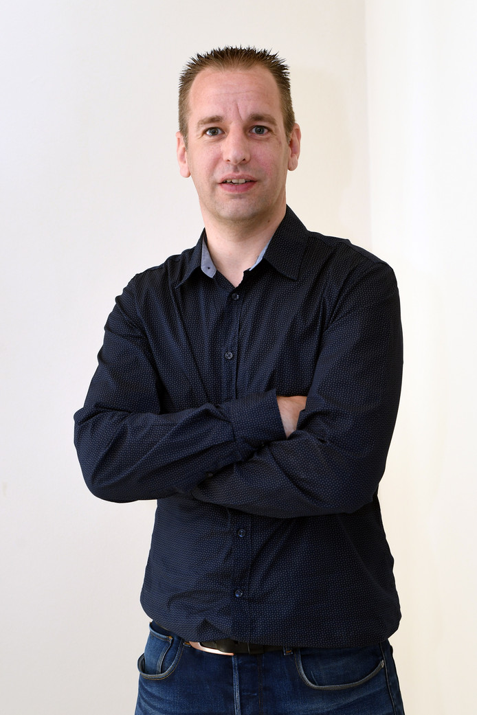 André Trompers.