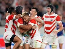 La Coupe du monde de rugby démarre par un large succès du Japon