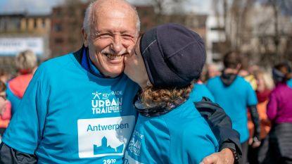 Met of zonder The Jane: 10.000 mensen lopen Antwerpse Urban Trail