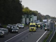 Wegwerkzaamheden en ongeval zorgen voor veel vertraging op A35