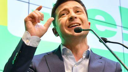 """Toekomstige president Oekraïne wil zijn land vernieuwen, Rusland ziet """"een kans"""""""