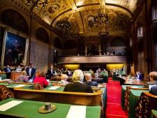 Vier PvdA'ers willen lijst senaat aanvoeren