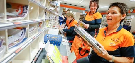 Alphens distributiecentrum PostNL dicht