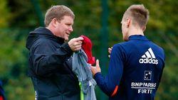 """Hein verdedigt Teodorczyk: """"Niet enkel goals zijn van tel"""""""