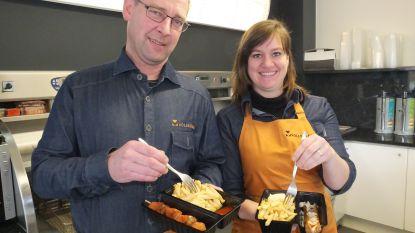 Frituuruitbater Stefan (43) wil afvalberg verkleinen met herbruikbaar eetbakje