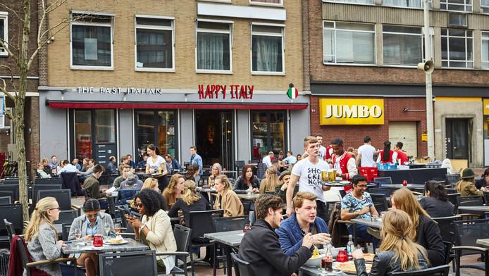 Rotterdamse budgetketen Happy Italy groeit maar door ... Happy Italy Breda
