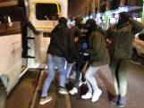 LEES TERUG   Opnieuw rellen in Haagse Schilderswijk, ME ingezet en straat schoongeveegd