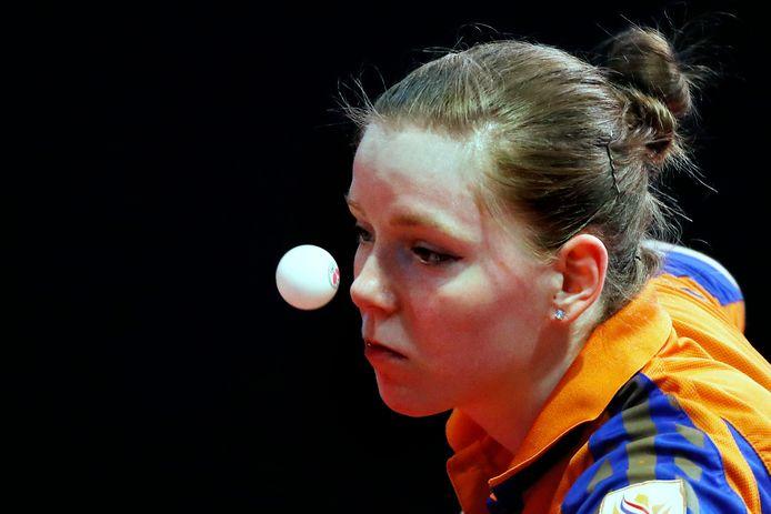 Britt Eerland.