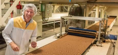 Pepernotenfabriek in Harderwijk draait overuren in de zomer