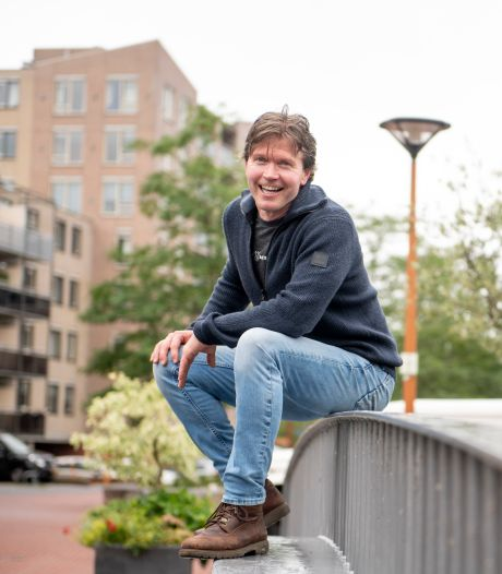 Almeloër Michel Exel schrijft boek over zijn wilde leven in de showbizz