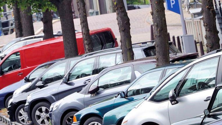 Roskamp: 'Er was zelfs even sprake van dat ik opnieuw een parkeervergunning moest aanvragen' Beeld ANP