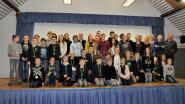 Atletiekvereniging Jabbeke zet medaillewinnaars van het voorbije jaar in de bloemetjes