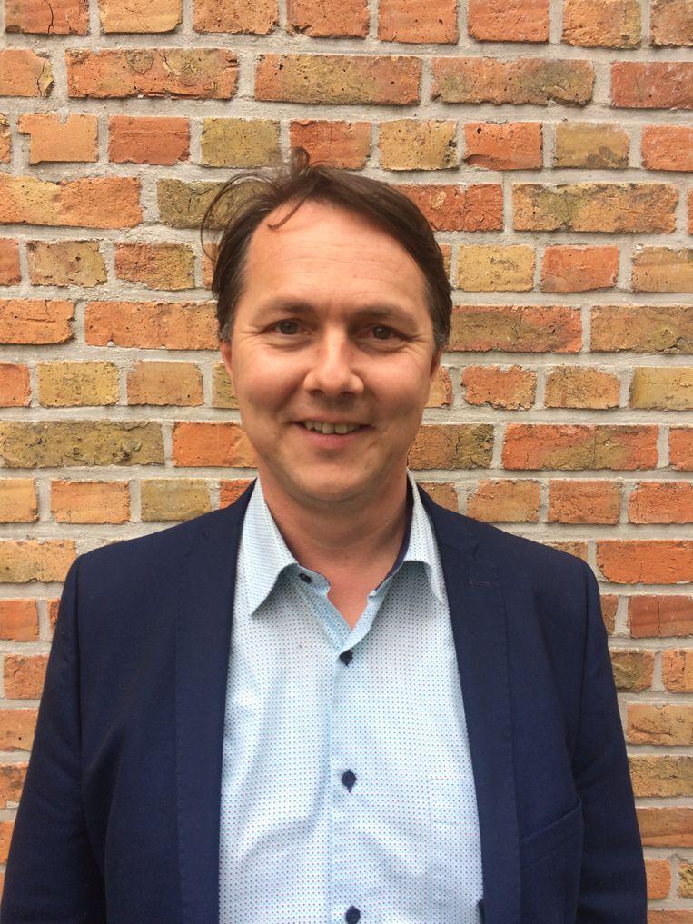Voorzitter van Tope 8920 Laurent Hoornaert.