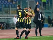 Vitesse met Matavz en Castaignos tegen OGC Nice