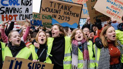 Leerlingen verplicht naar klimaatmars? Niet bij ons