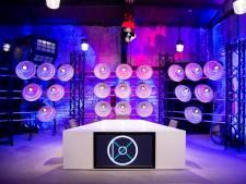 Studio voor live streamen op Noordkade; horeca schakelt om