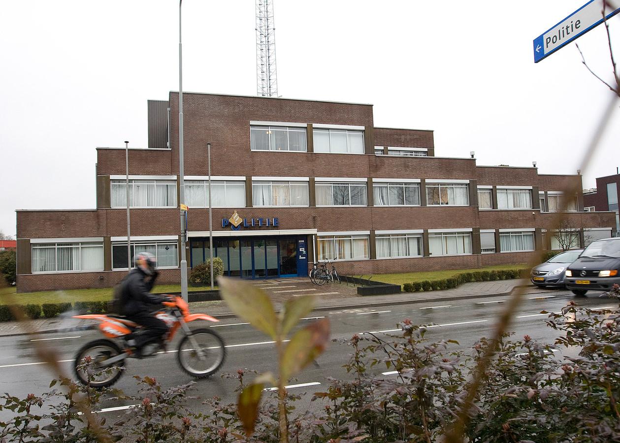Het politiebureau van Winterswijk. Foto ter illustratie.