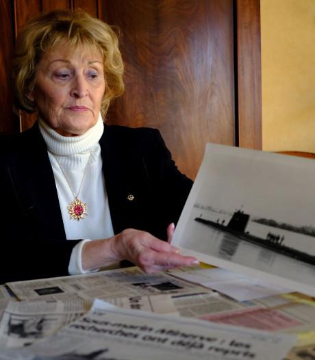 Nabestaanden over teruggevonden Franse duikboot: 'Ze lagen zo dichtbij ons'