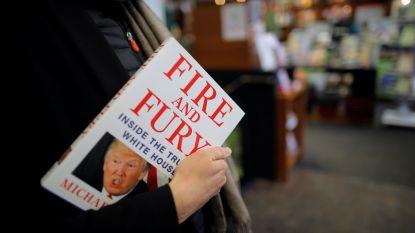 """Auteur controversieel boek snoeihard voor Trump: """"Ze noemden hem een idioot"""""""