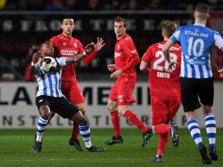 FC Twente profiteert in extremis optimaal van nederlaag FC Den Bosch