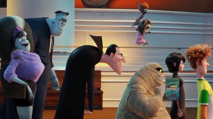 """Dracula gaat op cruise in """"Hotel Transylvania 3"""""""
