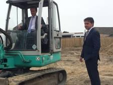 Woonstichting dubbel blij met start bouw MCD-terrein Kerkdriel