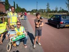 Vooral buurtbewoners zelf rijden te hard door kinderrijke buurt
