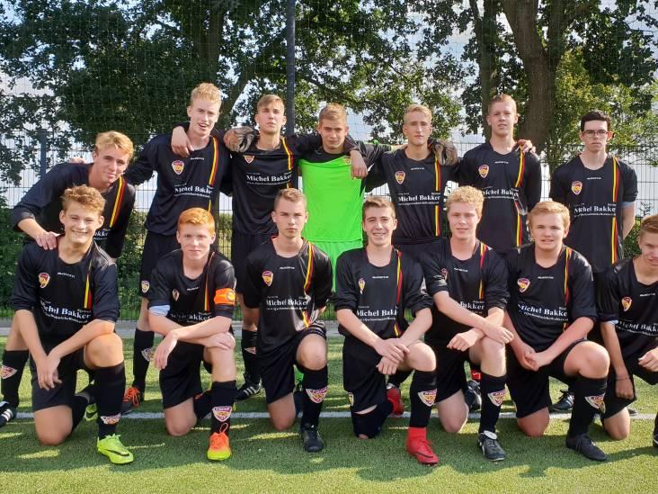 Studeren in Nijmegen en op zaterdag 'lekker voetballen'