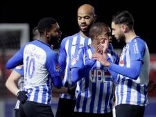 Gehavend FC Eindhoven verrast bij Jong AZ en beëindigt slechte uitreeks