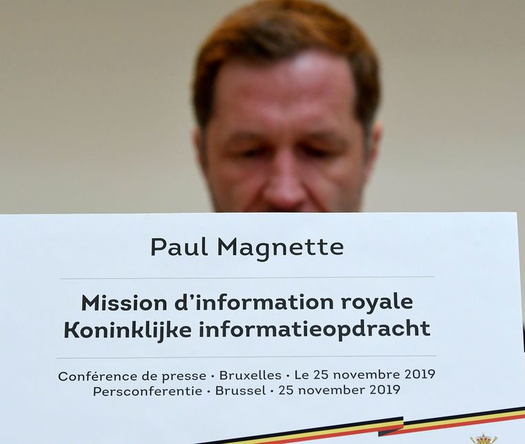 Informateur Magnette kreeg begin deze week nog eens twee weken extra voor zijn opdracht. Op 9 december moet hij opnieuw verslag uitbrengen bij de koning, maar het valt niet uit te sluiten dat Magnette zijn opdracht vroeger teruggeeft.