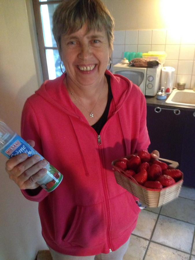 Bernadette Loste-Van den Brink (58) uit Oosterhout emigreerde in 1986 naar (Zuid-)Frankrijk.